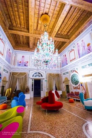 Amistà 33 Ristorante in Byblos Art Hotel Villa Amistà in Verona, Italy
