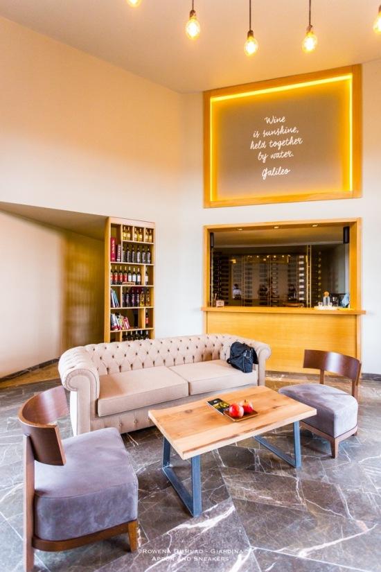 Arcadia Vineyards and Bakucha Vineyard Hotel in Northern Thrace, Turkey