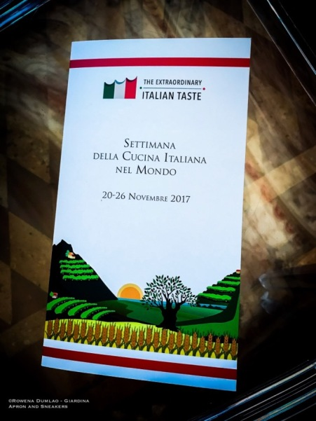 FirstWeekofItalianCuisineintheWorld2017-2