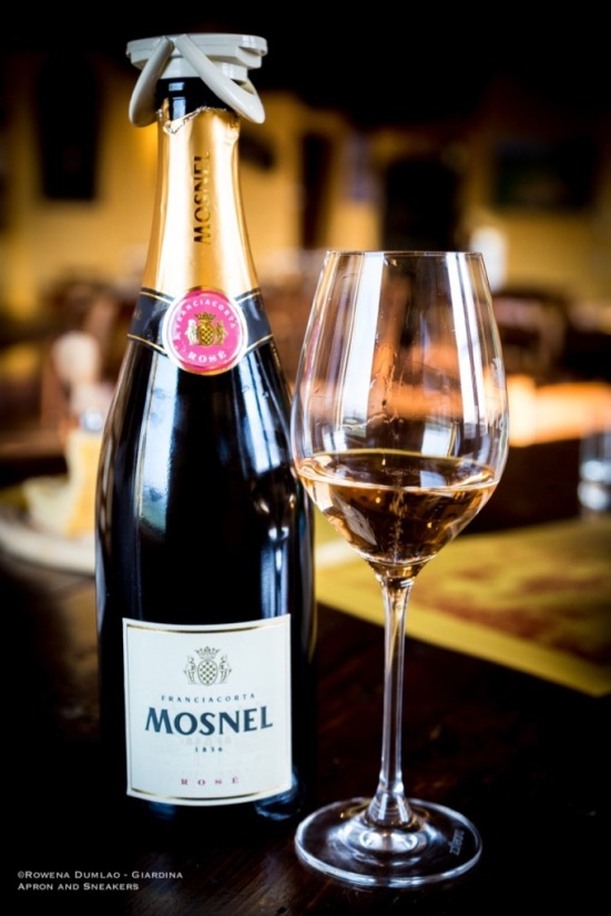 Mosnel Winery in Franciacorta, Italy