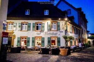 Wolfshöhle Restaurant in Freiburg im Bresgau, Germany