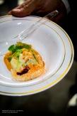 Giuseppe Torrisi's dish of Talè Restaurant & Suite in Catania