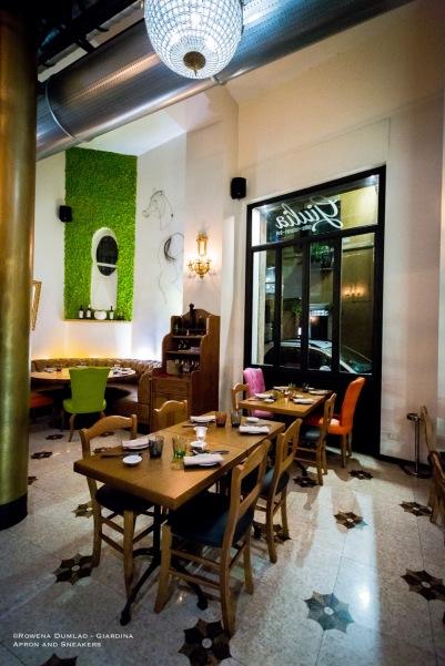 Giulia Restaurant 4