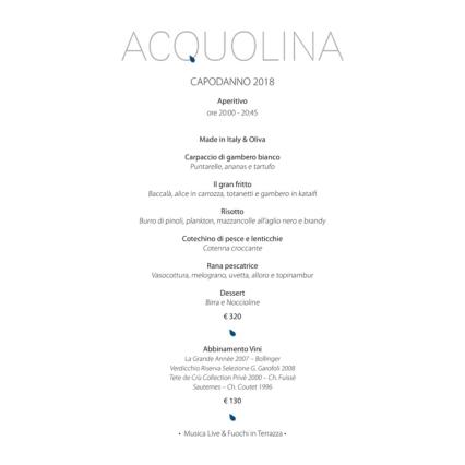 Capodanno Acquolina 2018-1