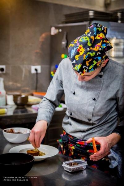 Chef Cristina Liguori