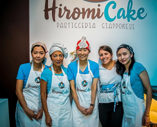 hiromi cake 3