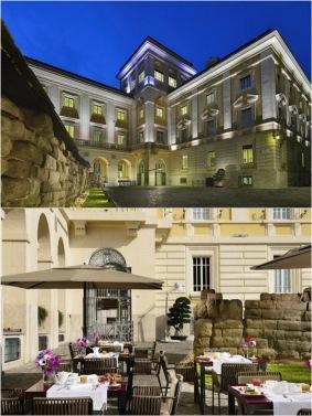 Photos from Palazzo Montemartini website