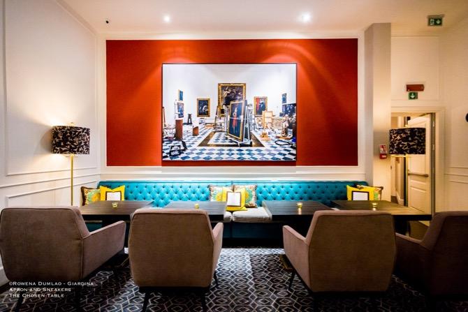 Adelaide Restaurant : Hotel Vilon 13