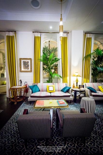 Adelaide Restaurant : Hotel Vilon 15
