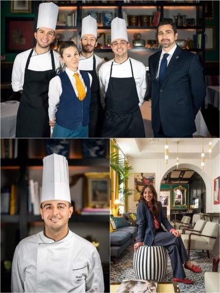 Adelaide Restaurant : Hotel Vilon 22