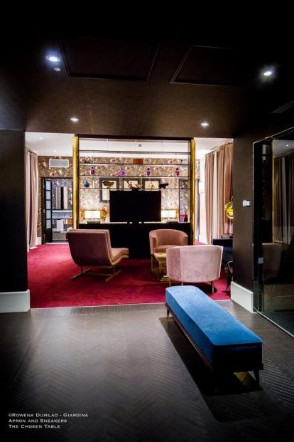 Adelaide Restaurant : Hotel Vilon 34