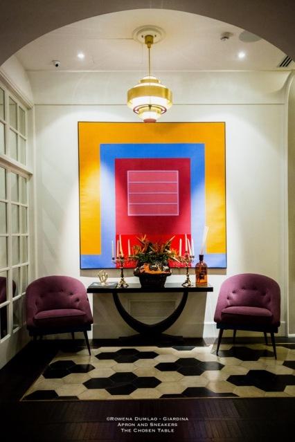 Adelaide Restaurant : Hotel Vilon 8