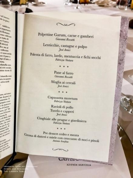 Archeo Gourmet Dinner 13