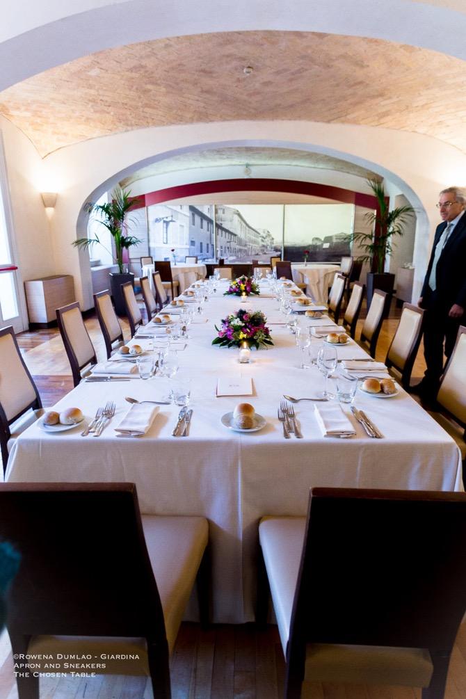Kolbe Hotel - Unique Al Palatino Restaurant9