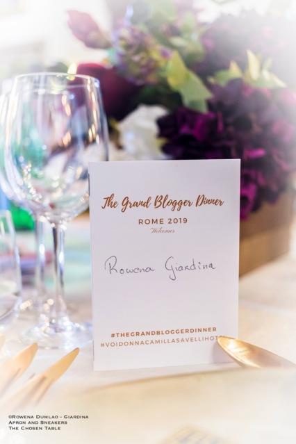 The Grand Blogger Dinner 2019 n
