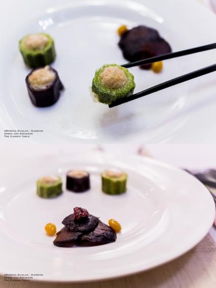 Jeong Kwan Buddhist Dinner 10