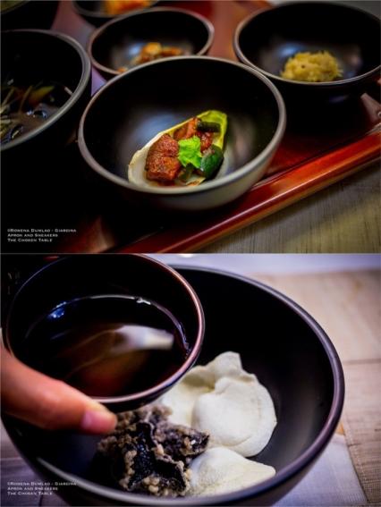 Jeong Kwan Buddhist Dinner 17