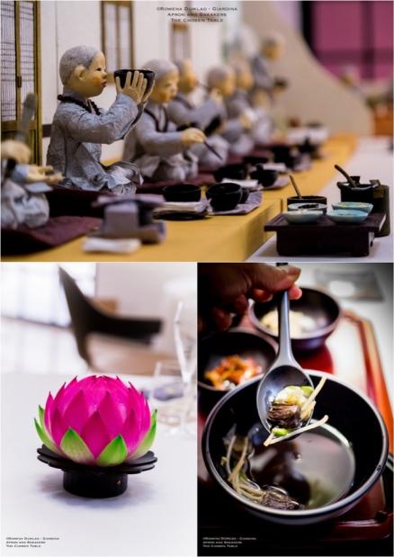 Jeong Kwan Buddhist Dinner 18