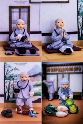 Jeong Kwan Buddhist Dinner 22