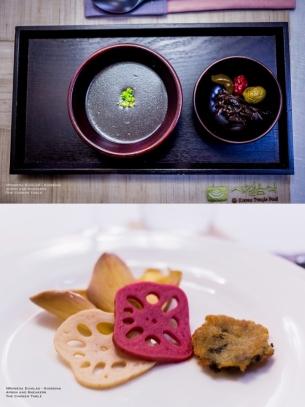 Jeong Kwan Buddhist Dinner 7