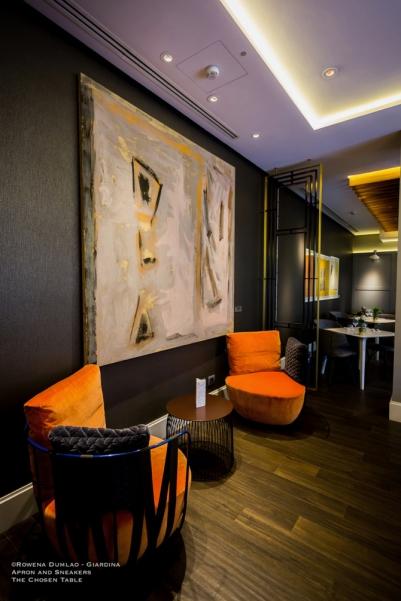 Le Méridien Visconti Hotel 8