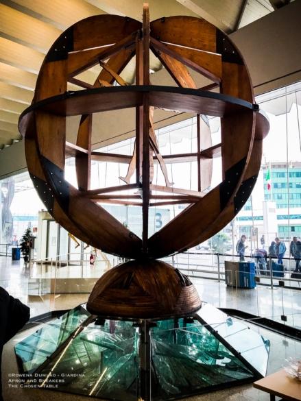 Leonardo da Vinci 500th Anniversary 16