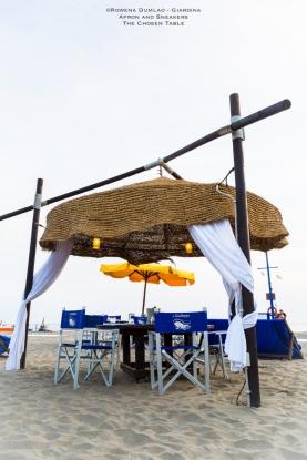 Osteria di Birra del Borgo on the Beach 10
