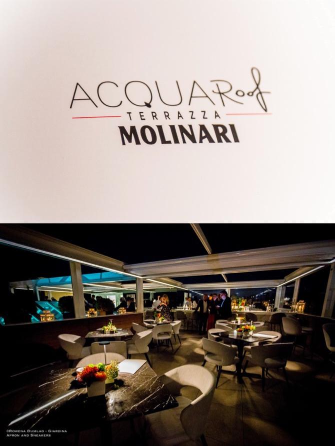 Acquaroof Terrazza Molinari 1 The Chosen Table