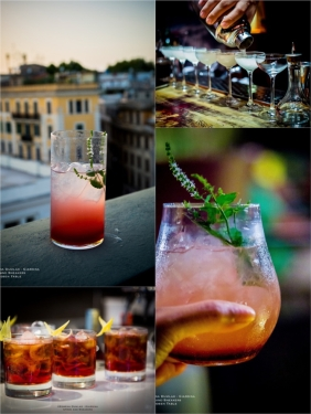 Cocktails in Rome 3
