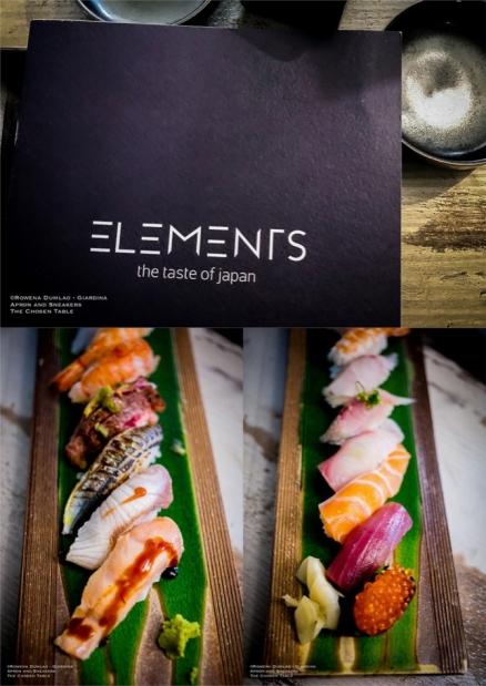 Elements Sushi 6