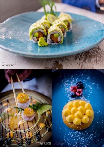 Element's Sushi Rome 10