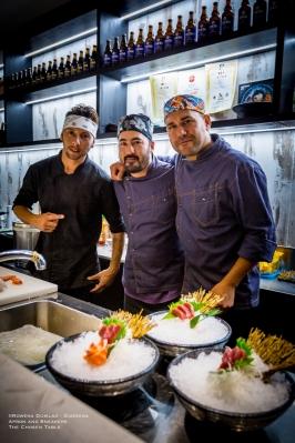 Element's Sushi Rome 5
