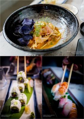 Element's Sushi Rome 7