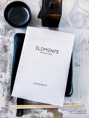 Element's Sushi Rome 9