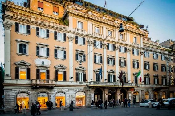 Grand Hotel Plaza di Roma