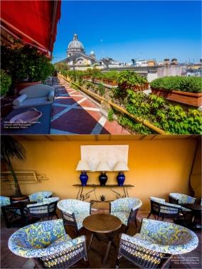 Grand Hotel Plaza Rome 26