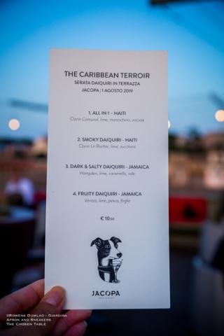 The Carribean Terroir Daiquiri Night At Jacopa Rooftop