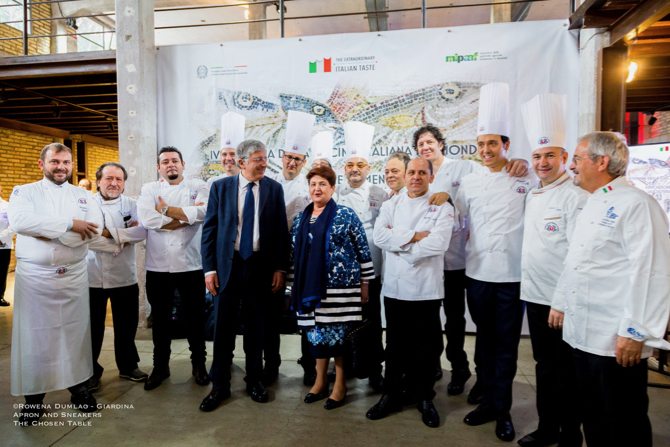 Settimana della Cucina Italiana nel Mondo 3