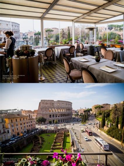 Aroma Restaurant Rome 4