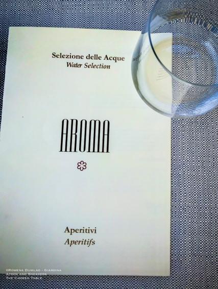 Aroma Restaurant Rome 5