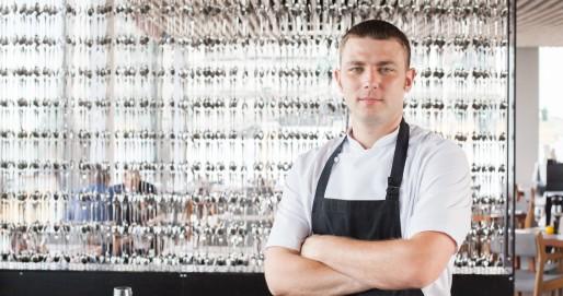 Chef Dmitriy Bogachev