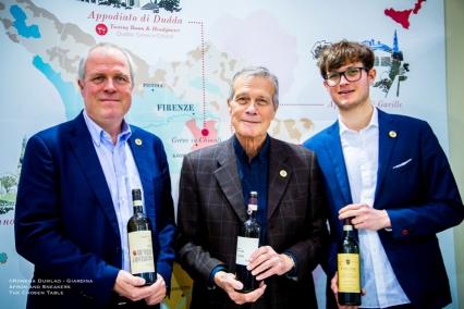 Antonio Michael Zaccheo, Jr., Antonio Mario Zaccheo and Anton Robert Zaccheo