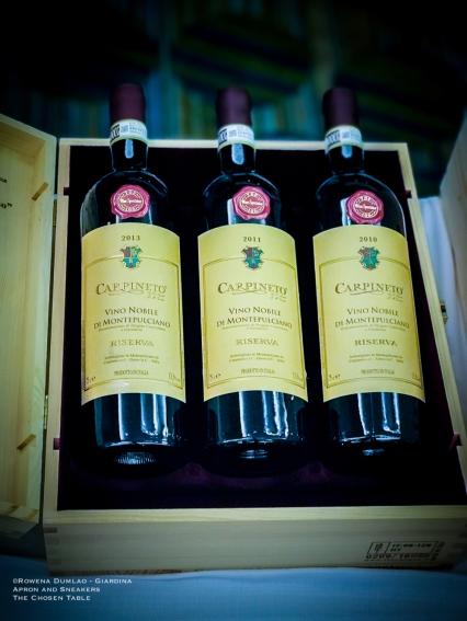 Carpineto Grandi Vini di Toscana 14