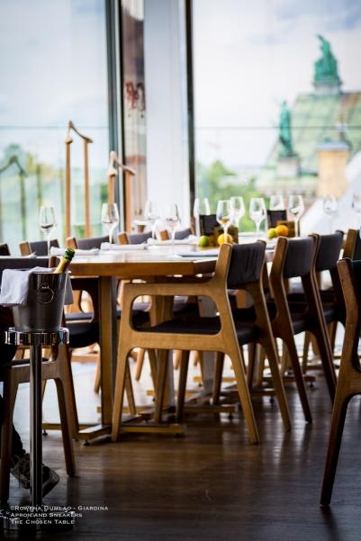 Mansarda Restaurant Saint Petersburg 3