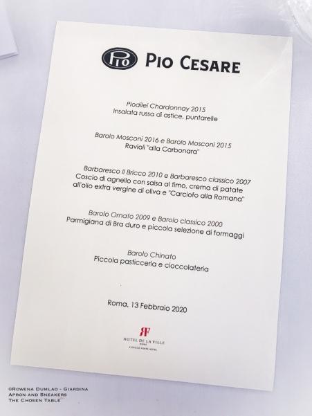 Pio Cesare 15