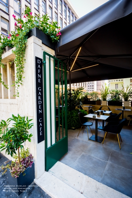 Dafne Garden Cafè 6