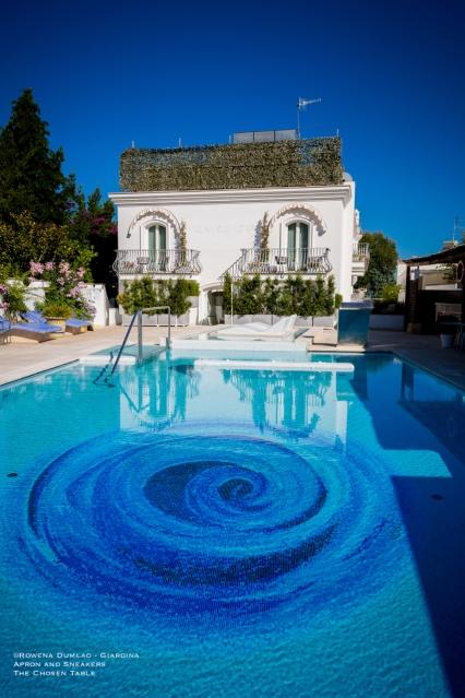 Villa Blu Capri Hotel 17