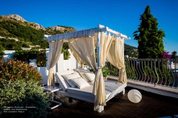 Villa Blu Capri Hotel 23