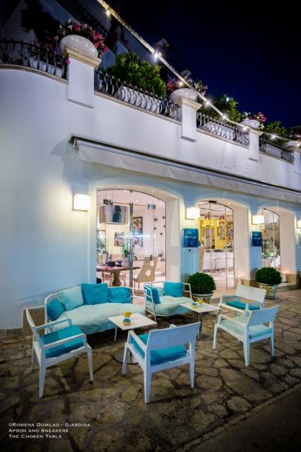 Villa Blu Capri Hotel 3